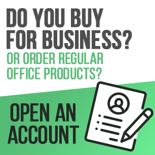 Business Accounts - Apply Today!