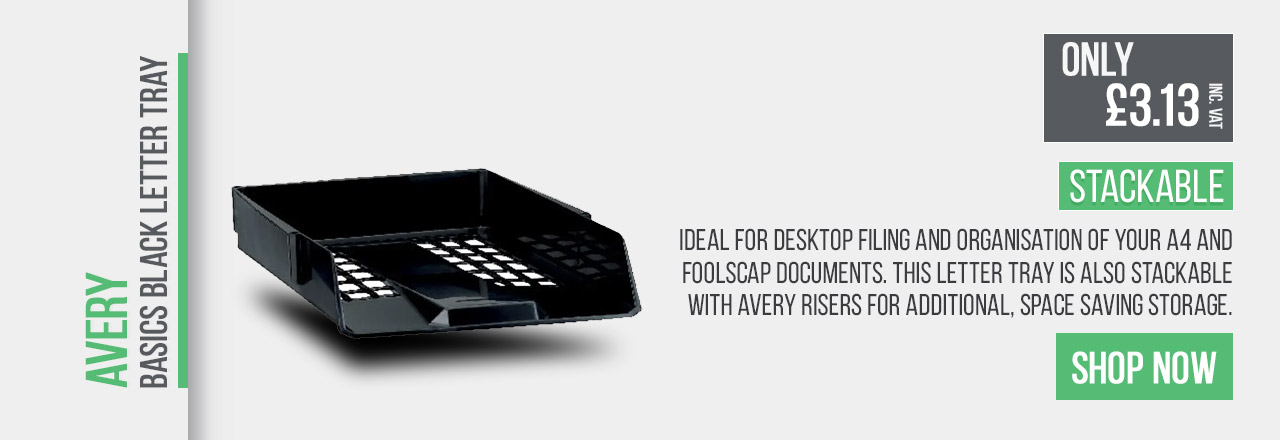 Ideal for desktop filing and organisation of your A4 foolscap documents