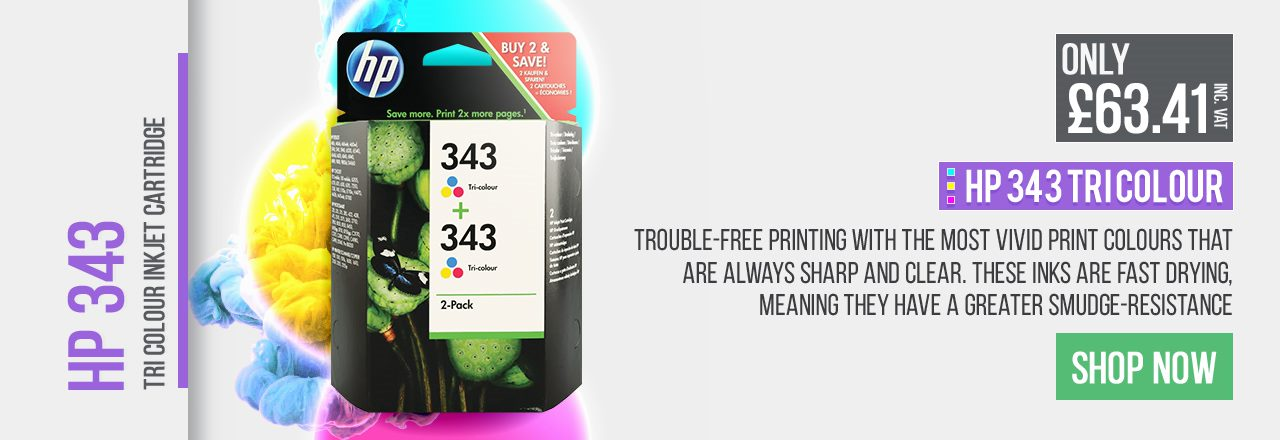 Trouble-free printing with the most vivid print colours that are always sharp and clear