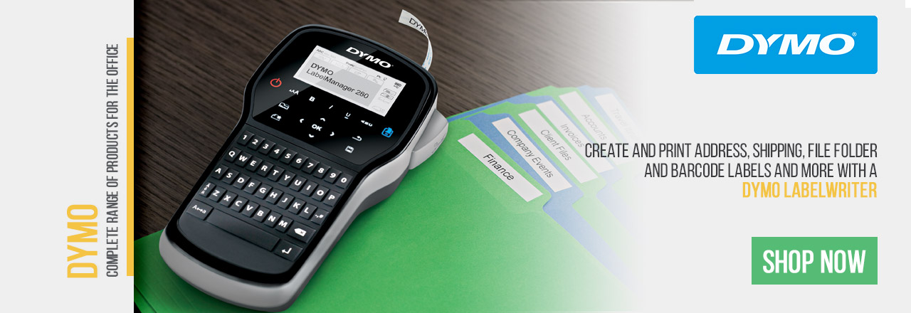 Create and Print Address, Shipping, File Folder and Barcode Labels and more with a Dymo Labelwriter