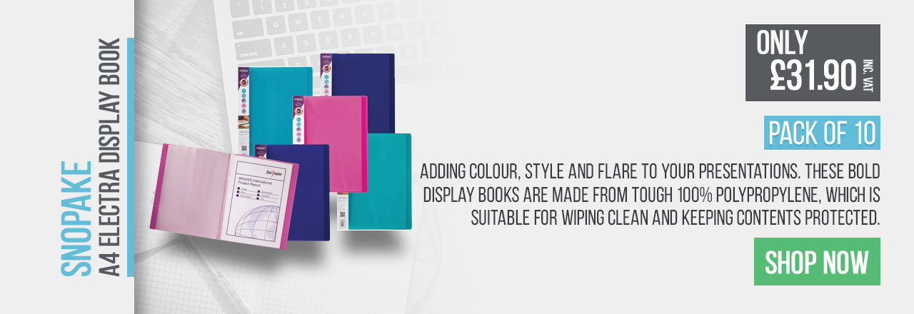 Adding colour, style and flare to your presentations